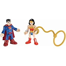 Fisher-Price Imaginext DC Super Friends, Superman & Wonder Woman