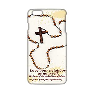 CCCM love your neighbor as youself cross 3D Phone Case for Iphone 6