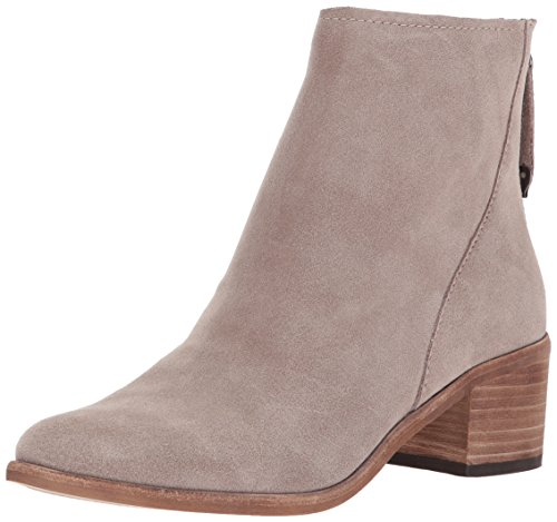 Dolce Vita Women's Cassius Ankle Boot Taupe Suede