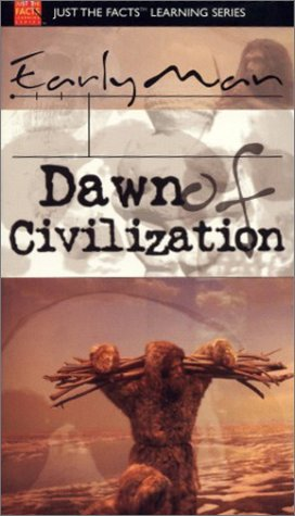 Just the Facts:Early Man Dawn of [VHS]