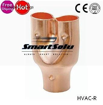 Maslin HVAC-R - Tubo de fontanería de cobre para aire ...