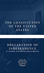 The Constitution of the United States, Declaration of Independence & Other Founding Documents (Pocket Foun
