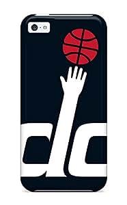 Iphone High Quality Tpu Case/ Washington Wizards Nba Basketball (24) TGRtRdg1749Sfzii Case Cover For Iphone 5c