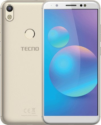 Tecno Camon i Air (Champagne Gold, 16 GB, 2 GB RAM)
