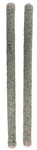 Penn Plax BA234 Trimmer+Plus Cement Perches Wood Frames, 18-Inch by Penn Plax