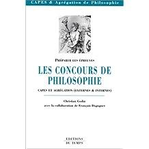 Concours de philosophie (Les)