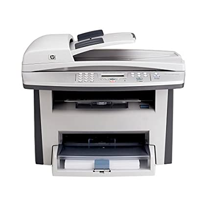 Amazon Com Hp Laser Jet 3052 All In One Printer Copy Scanner White