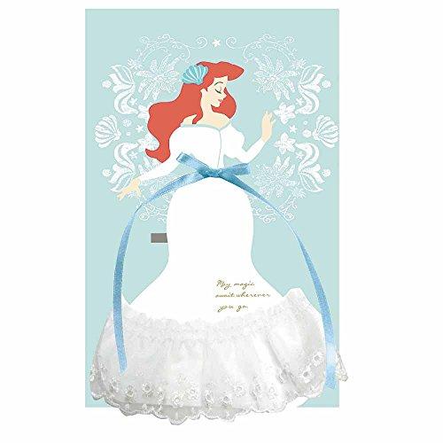 (Disney Princess Ariel Honeycomb Pop Up Greeting Card)