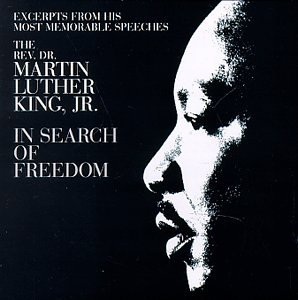 In Search Of Freedom  Excerpts From His Most Memorable Speeches  Spoken Word