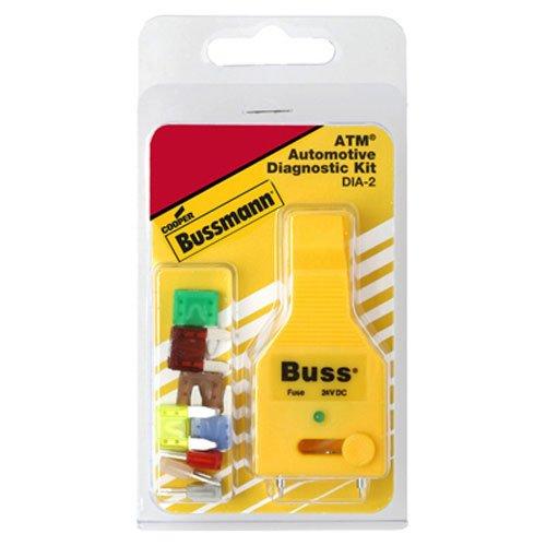 [Bussmann DIA-2 ATM Blade Fuse Diagnostic Kit] (Dia Fuses)
