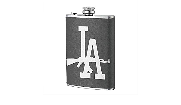 Los Angeles LA AK-47 Frasco de cadera de acero inoxidable ...