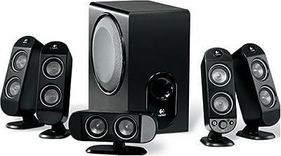 Logitech X-530 5.1 Speaker System by Logitech