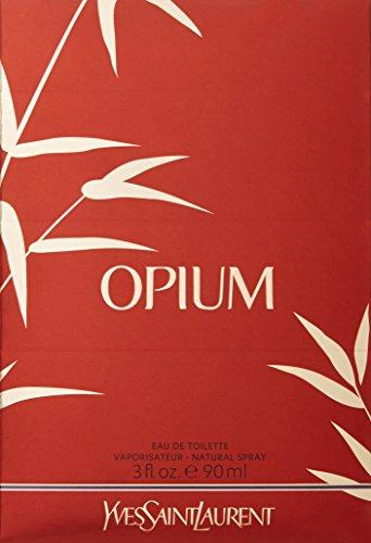 Yves Saint Laurent Opium Eau De Toilette Vaporizador 90 Ml
