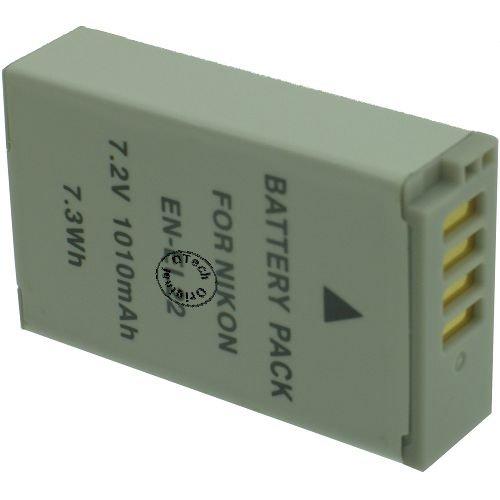 バッテリー NIKON 1 J4   B01D3L7LTU