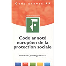 CODE EUROPÉEN DE LA PROTECTION SOCIALE 2ÈME ÉDITION
