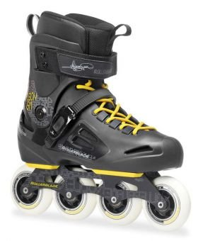 Roller Urban-Patines en Línea Fusion Gm multicolor Multicolore – Nero/Giallo Talla:42.5