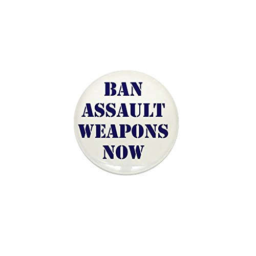 CafePress - Ban Assault Weapons Now - 1