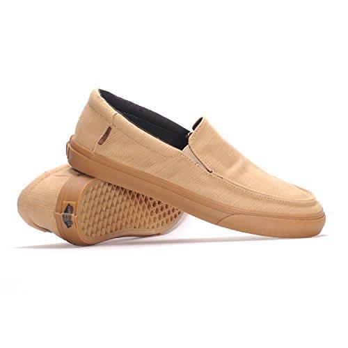 Hemp Skate Shoes (Vans Bali SF (Hemp Khaki) Men's Skate Shoes-8)