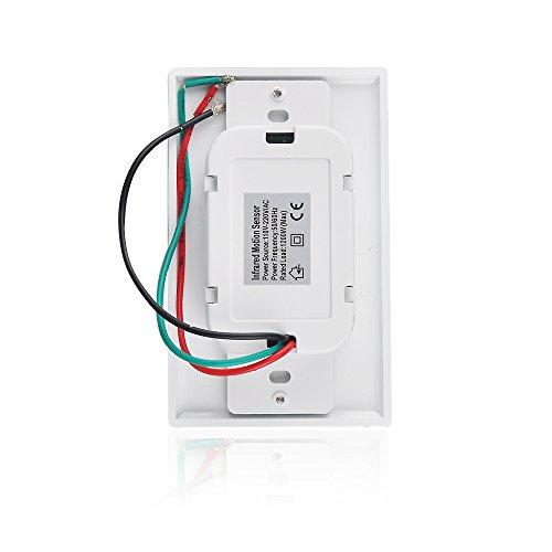 Sensky BS033C Motion Sensor Light Switch, Occupancy Sensor
