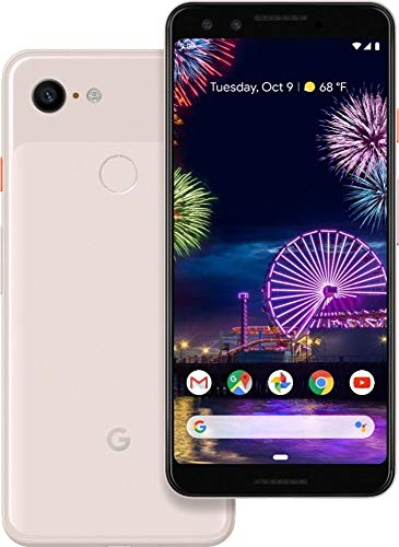 Google Pixel International GSM Unlocked (Not Pink, Pixel 3 128GB)
