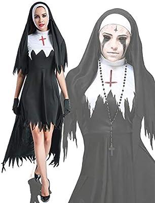 XIONGDA Disfraz de Cosplay de Halloween para Mujer Disfraz de ...
