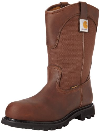 Toe Steel Boot Wellington (Carhartt Men's 11