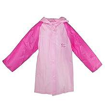 Disney Kid's Princess Rain Coat