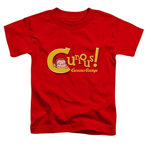 Curious George - Curls Toddler T-Shirt