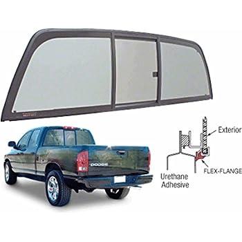 NAGD Fits Dodge Dakota Sliding Rear Window Glass 3 Panel Back ...