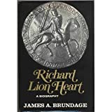Richard Lion Heart, James A. Brundage, 0684138026
