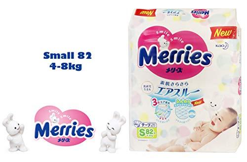 Merries Diapers, 6-11 Kg, 64 Pieces (japan import) - Buy