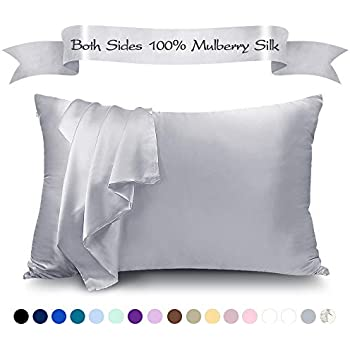 Amazon Com Blissy Silk Pillowcase 2 Pcs Set Duerer Two