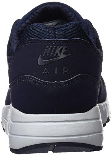 Nike Air Max 1 Ultra 2.0 Essential, Scarpe da Ginnastica Uomo, Blu (Obsidian/Obsidian-Pure Platinum-White), 42 EU