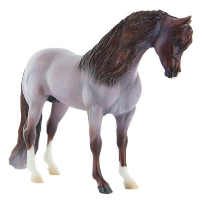 Breyer Traditional Brookside Pink Magnum Welsh Pony from Breyer