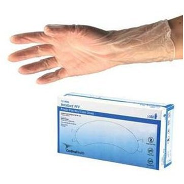 - Reliamed Vinyl Examination Gloves - Powder FREE (CASE = 1000ct) (Medium)