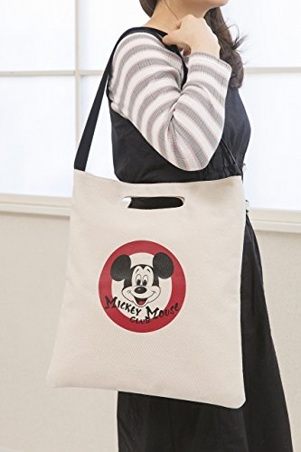 MICKEY MOUSE 2WAY BAG BOOK 画像 C