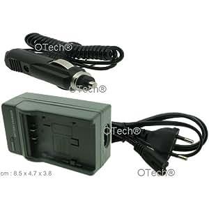 Cargador para Panasonic CGR-DU06