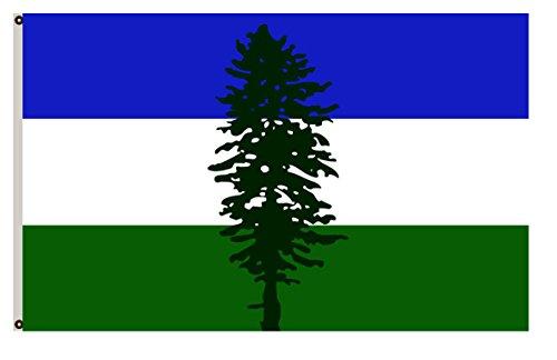 Fyon Cascadia Flag Banner 6x10ft For Sale
