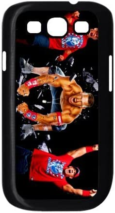 WWE Sports NCAA amp;RAW john cena image phone shell, Samsung case galaxy S3 I9300 Case: Amazon.es: Electrónica