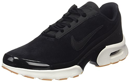 Nike Mujeres Wmns Air Max Jewell Se, Negro / Negro-goma Med Marrón-marfil Negro / Negro-goma Med Marrón-marfil