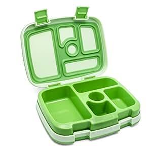 Bentgo Kids Leakproof Children's Lunch Box (Green)