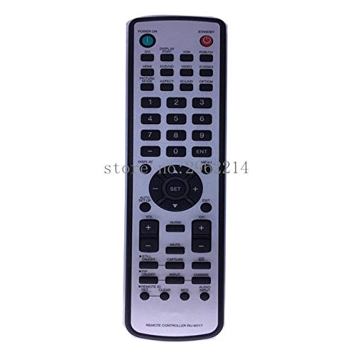 Used, Calvas Original remoteControl RU-M117 suitable for for sale  Delivered anywhere in USA