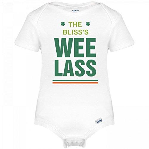 Bliss Onesie (The Bliss's Wee Irish Lass: Infant Gerber Onesies)