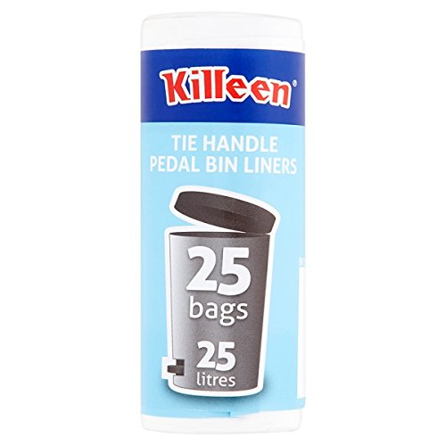 Pedal Bin Liners - PACK OF 5 - Killeen Pedal Bin Liners (25 Piece)