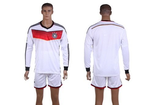 67d7e35fd ... Germany Home Short Sleeve   Long Sleeve Kids Soccer Jersey and Soccer  Shorts 5 IN 1 SOCCER FAN GIFT KIT Youth Sizes YS   YM   YL (Youth Medium 8- 10 ...