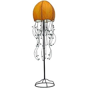 Eangee Home Designs 399 N 2 Light Jellyfish Floor Lamp - Jelly ...