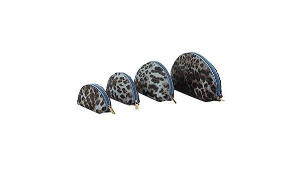 Amazon.com: Bolsa de Cosméticos 4 en 1 Forma del arco de ...