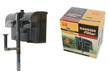 Sun Sun - Filtro externo con sistema en cascada de filtrado de agua con varios compartimentos, HBL-701: Amazon.es: Deportes y aire libre