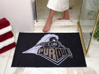 Fan Mats Purdue All-Star Rug, 34'' x 45''