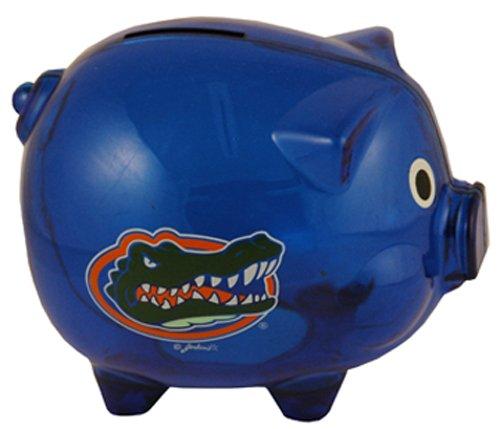 Florida Bank (NCAA Florida Gators Plastic Piggy Bank)